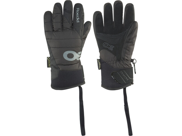 Roeckl Alagna GTX Ski Gloves Barn black